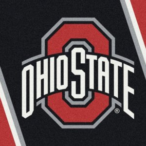 Ohio State Buckeyes Area Rug