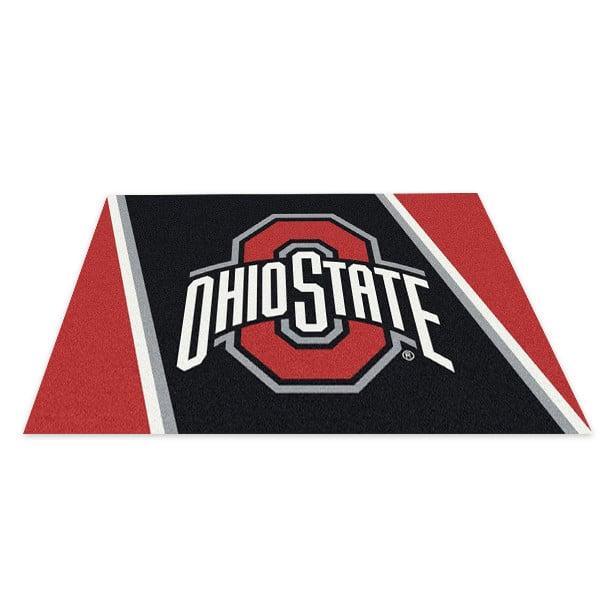 Ohio State Buckeyes Area Rug Ncaa Buckeyes Area Rugs