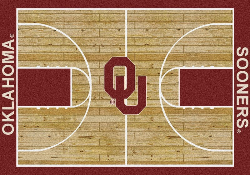 Oklahoma Sooners Area Rug Ncaa Sooners Area Rugs
