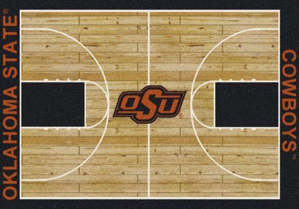 Oklahoma State Cowboys Area Rug