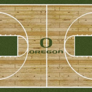 Oregon Ducks Area Rug