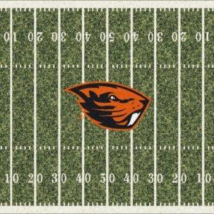 Oregon State Beavers Area Rug