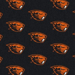Oregon State Beavers Area Rug