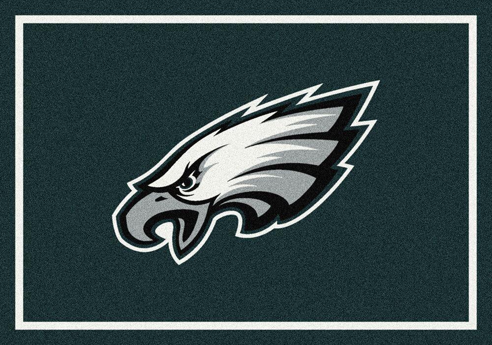 Philadelphia Eagles Area Rug Nfl Eagles Area Rugs