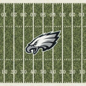 Philadelphia Eagles Area Rug