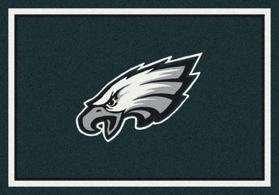 Philadelphia Eagles Area Rug : NFL : Eagles Area Rugs