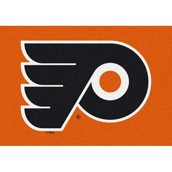 Philadelphia Flyers Area Rug Nhl Flyers Area Rugs