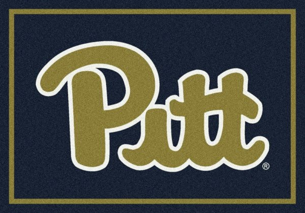 Pittsburgh Panthers Area Rug