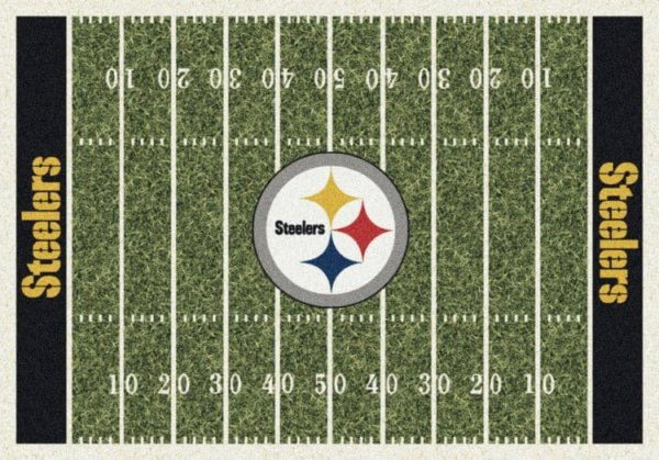 Pittsburgh Steelers Area Rug