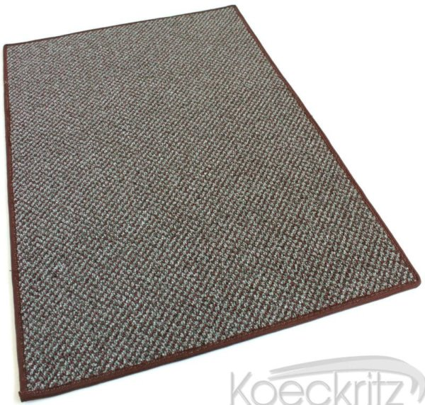 Buena Vista Thunder Graphic Loop Indoor-Outdoor Area Rug Carpet
