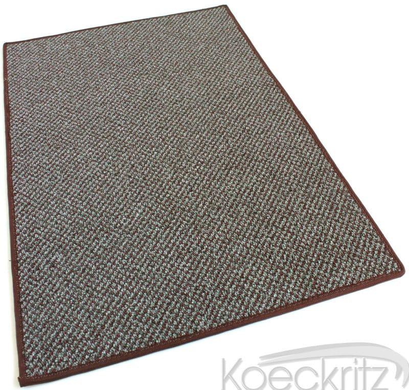 Buena Vista Thunder Graphic Loop Indoor-Outdoor Area Rug Carpet