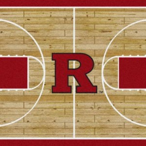 Rutgers Scarlet Knights Area Rug