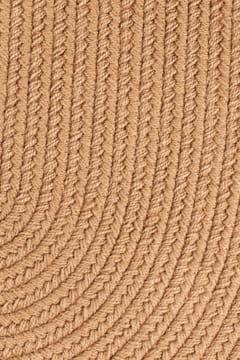 camel color rug