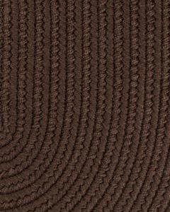 brown color rug