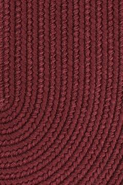 burgundy color rug