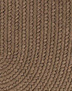 brown velvet color rug