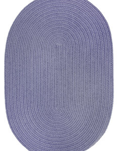 Rhody Marina Blue Braided Area Rug