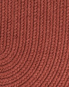 terra cotta color rug