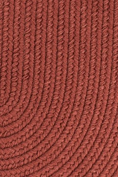 terra cotta color rug
