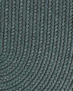 teal color rug