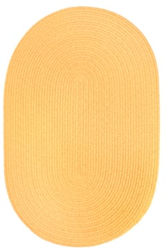 Rhody Daffodil Braided Area Rug