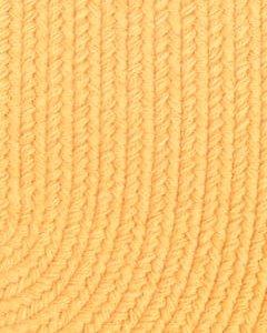 daffodil color rug