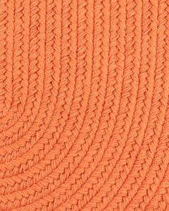 mango color rug