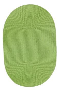 Rhody Key Lime Braided Area Rug