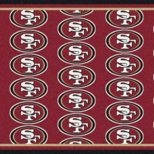 San Francisco 49ers Area Rug