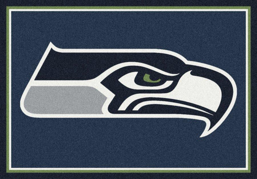 Seattle Seahawks Area Rug | NFL Team Spirit Area Rug