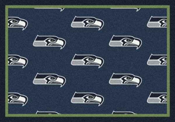 Seattle Seahawks Area Rug