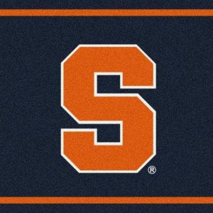 Syracuse Orange Area Rug