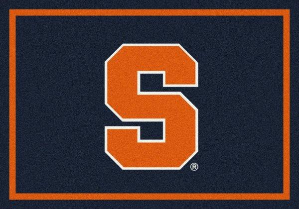 Syracuse Orange Area Rug