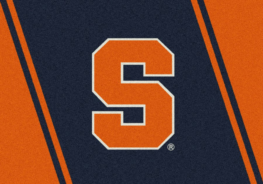 Syracuse Orange Area Rug Ncaa Syracuse Area Rugs