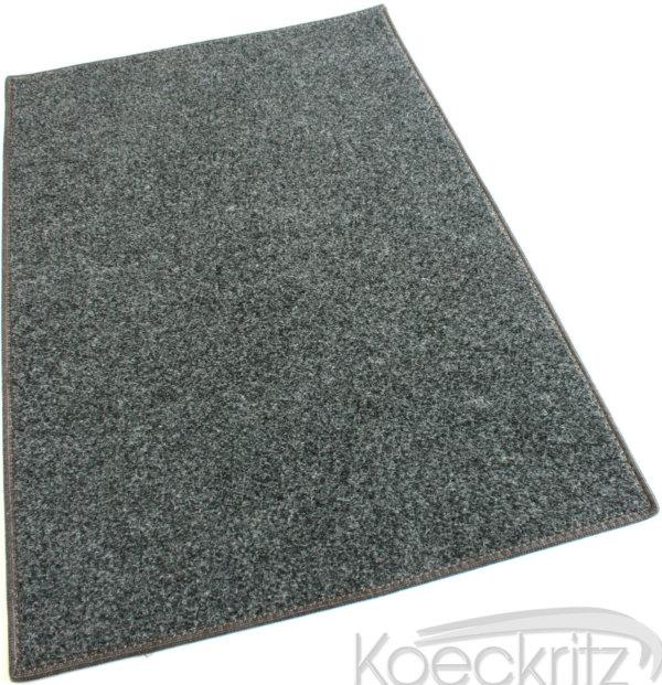 Smoke Indoor-Outdoor Durable Soft Area Rug Carpet