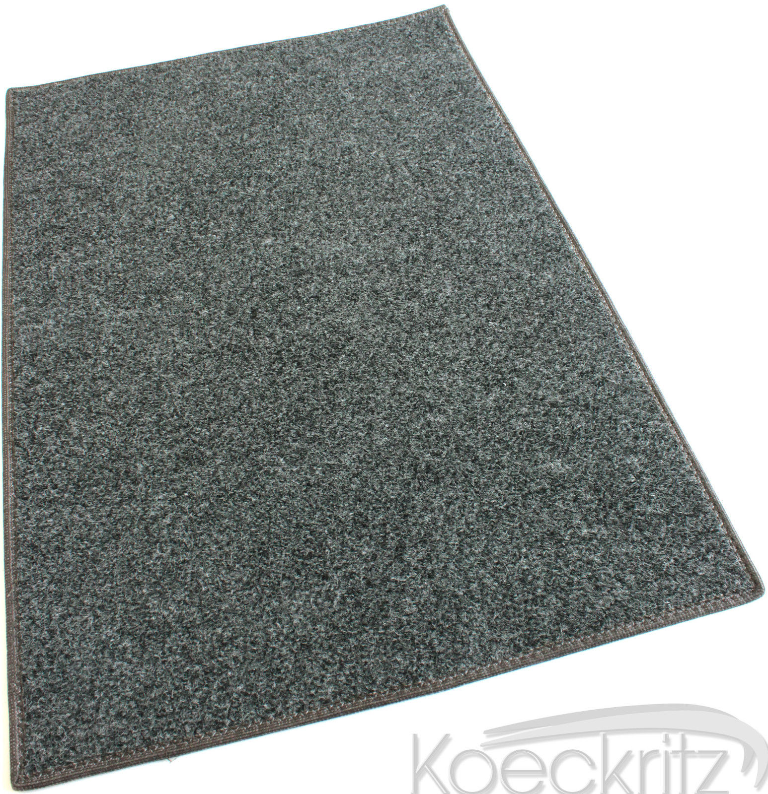Smoke indoor outdoor durable soft area rug carpet for Best indoor outdoor carpet