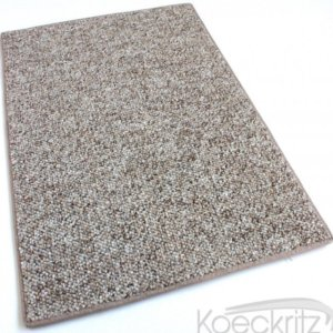 Oceanside Driftwood Berber Level Loop Indoor-Outdoor Area Rug Carpet