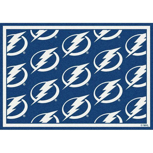 Tampa Bay Lightning Area Rug Nhl