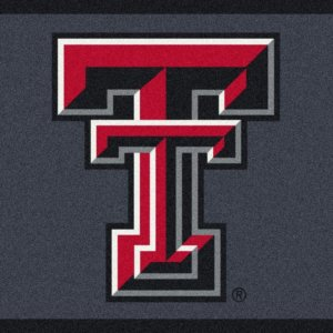 Texas Tech Red Raiders Area Rug