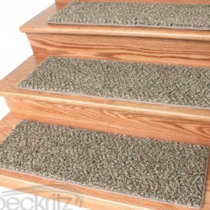 Perfect Tiger Eye Frieze Stair Treads
