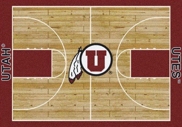 Utah Utes Area Rug