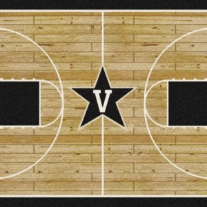 Vanderbilt Commodores Area Rug
