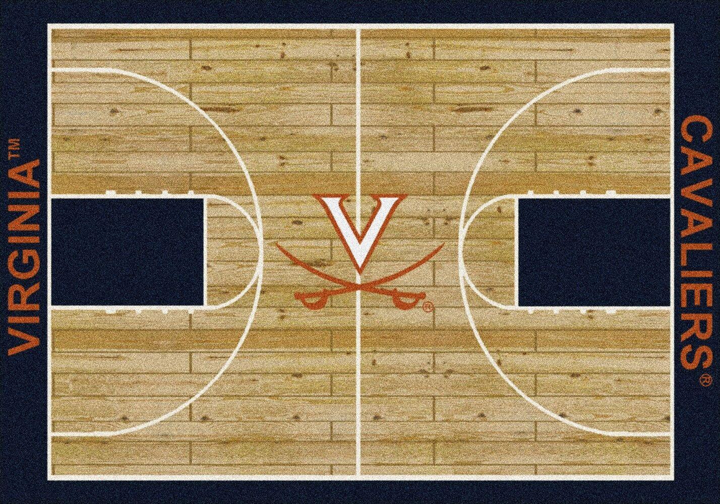 Virginia Cavaliers Area Rug Ncaa Cavaliers Area Rugs