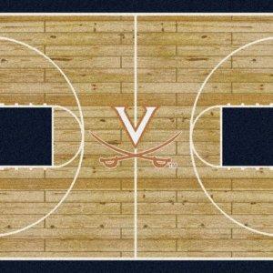 Virginia Cavaliers Area Rug