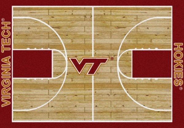 Virginia Tech Hokies Area Rug