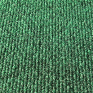 Green Indoor-Outdoor Olefin Carpet Area Rug