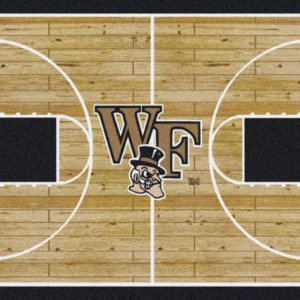 Wake Forest Demon Deacons Area Rug