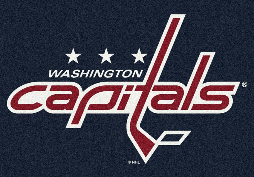 Washington Capitals Area Rug Nhl Washington Capitals