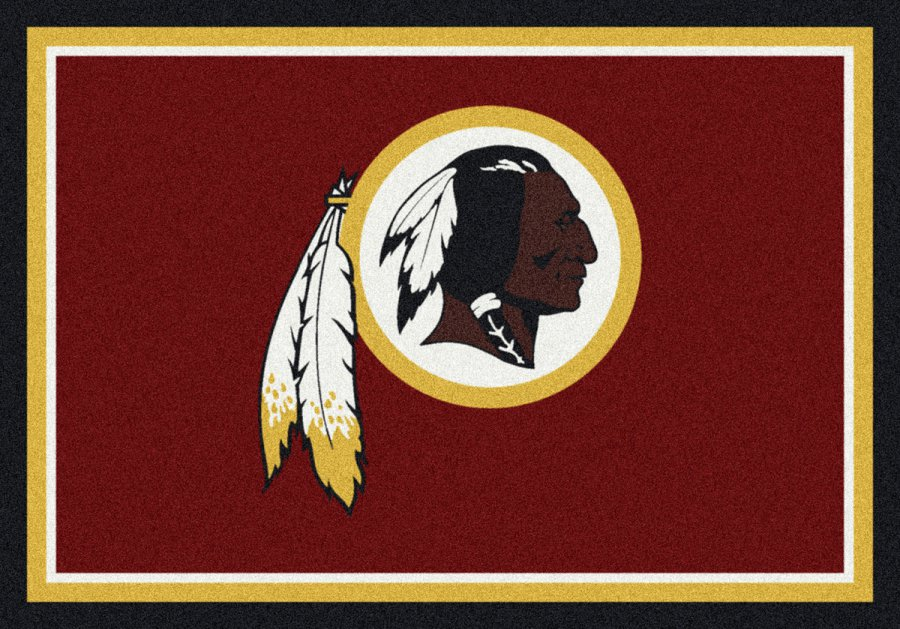 Washington Redskins Area Rug Nfl Redskins Area Rugs