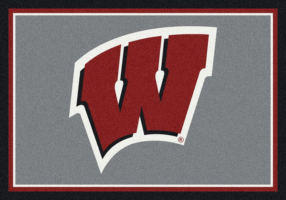 Wisconsin Badgers Area Rug Ncaa Badgers Area Rugs